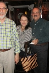 From the Western Executives Reunion. With Bernie, Geri, Sergio and Renee.